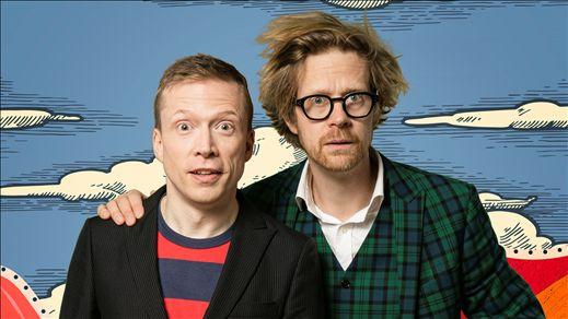 Så funkar det – The show! Med Anders & Måns