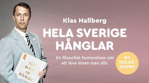KLAS HALLBERG - HELA SVERIGE HÅNGLAR