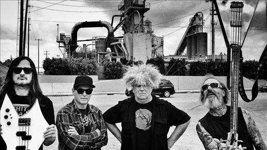 The Melvins (US) LIVE