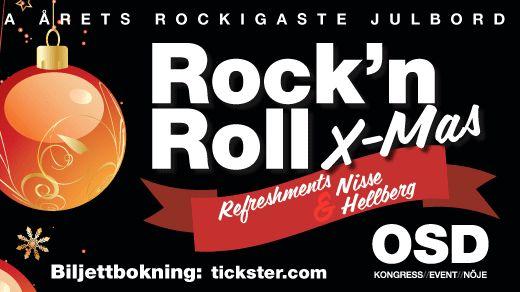 Rock´n Roll X-mas Refreshments & Nisse Hellberg