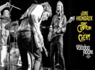 Voodoo Room: A Night of Hendrix, Clapton & Cream