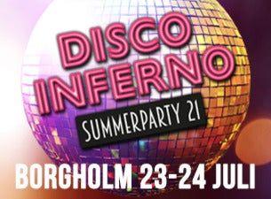 Disco Inferno Summerparty 21