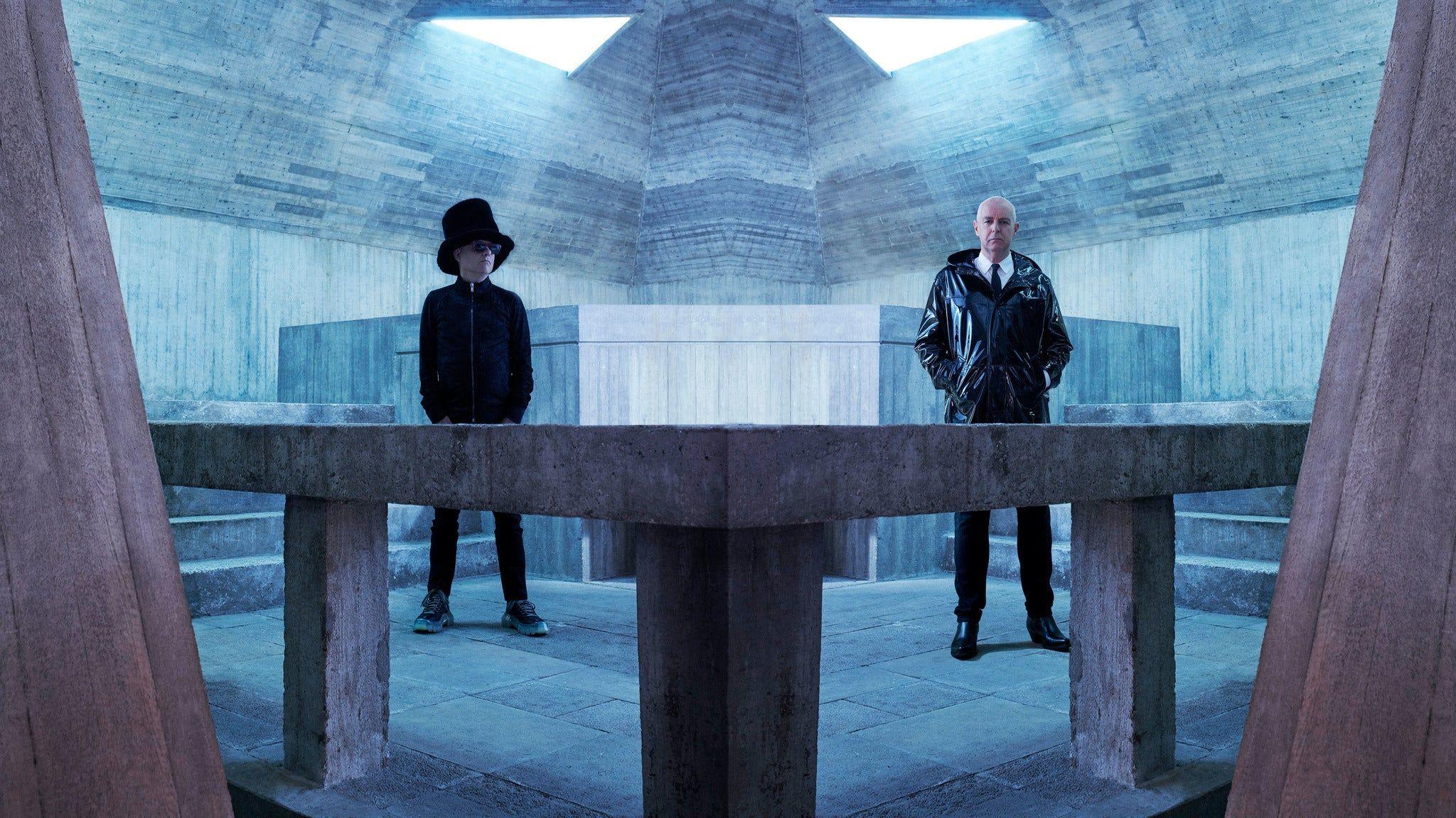 Pet Shop Boys - Dreamworld: The Greatest Hits Live, Platinumbiljetter