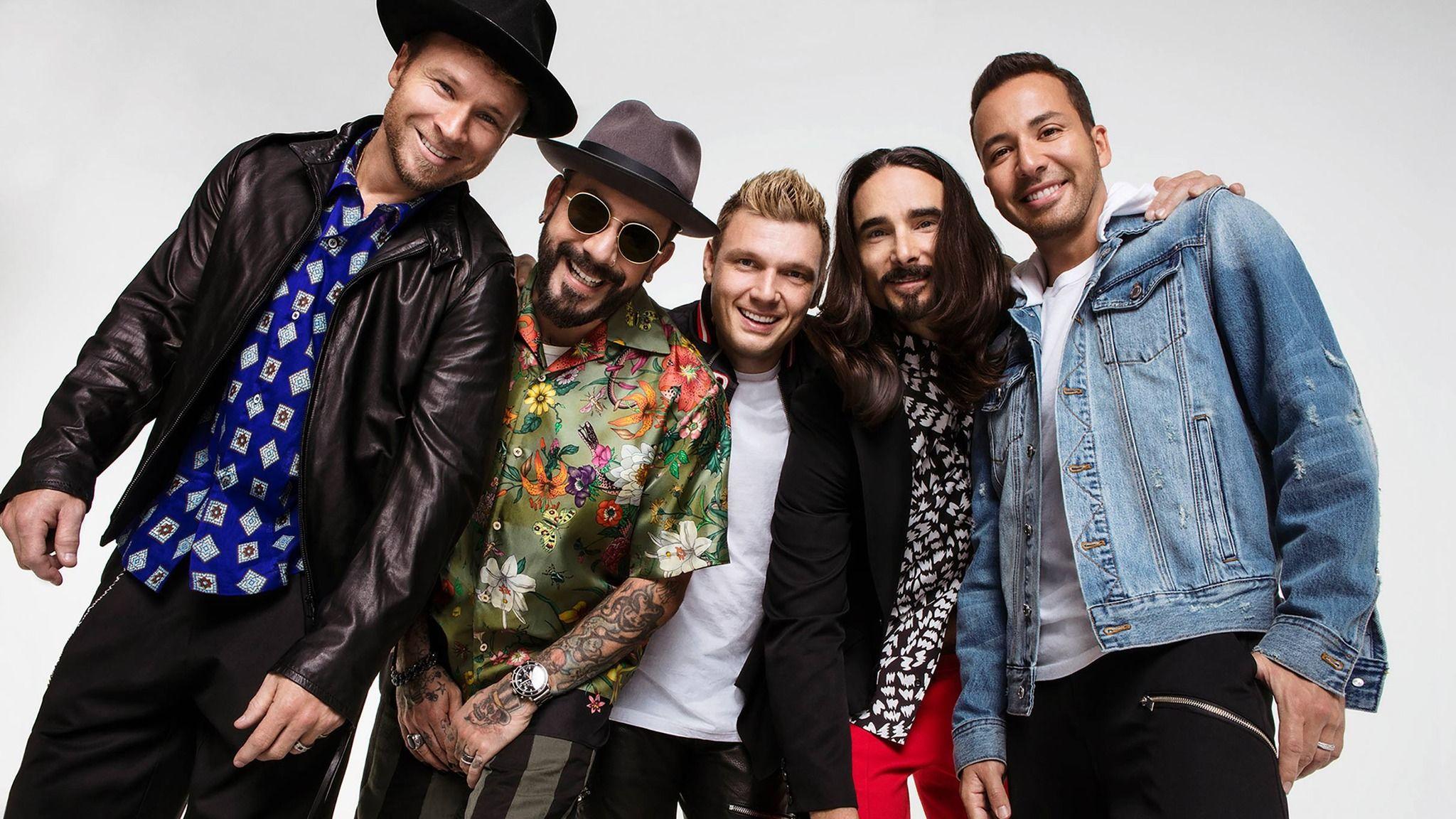 Backstreet Boys: DNA World Tour | DNA Packages