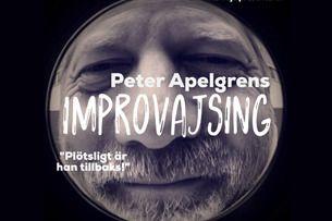 PETER APELGREN - IMPROVAJSING - EXTRAFÖRESTÄLLNING