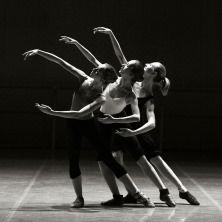Virpi Pahkinen Dance Company // Deep time