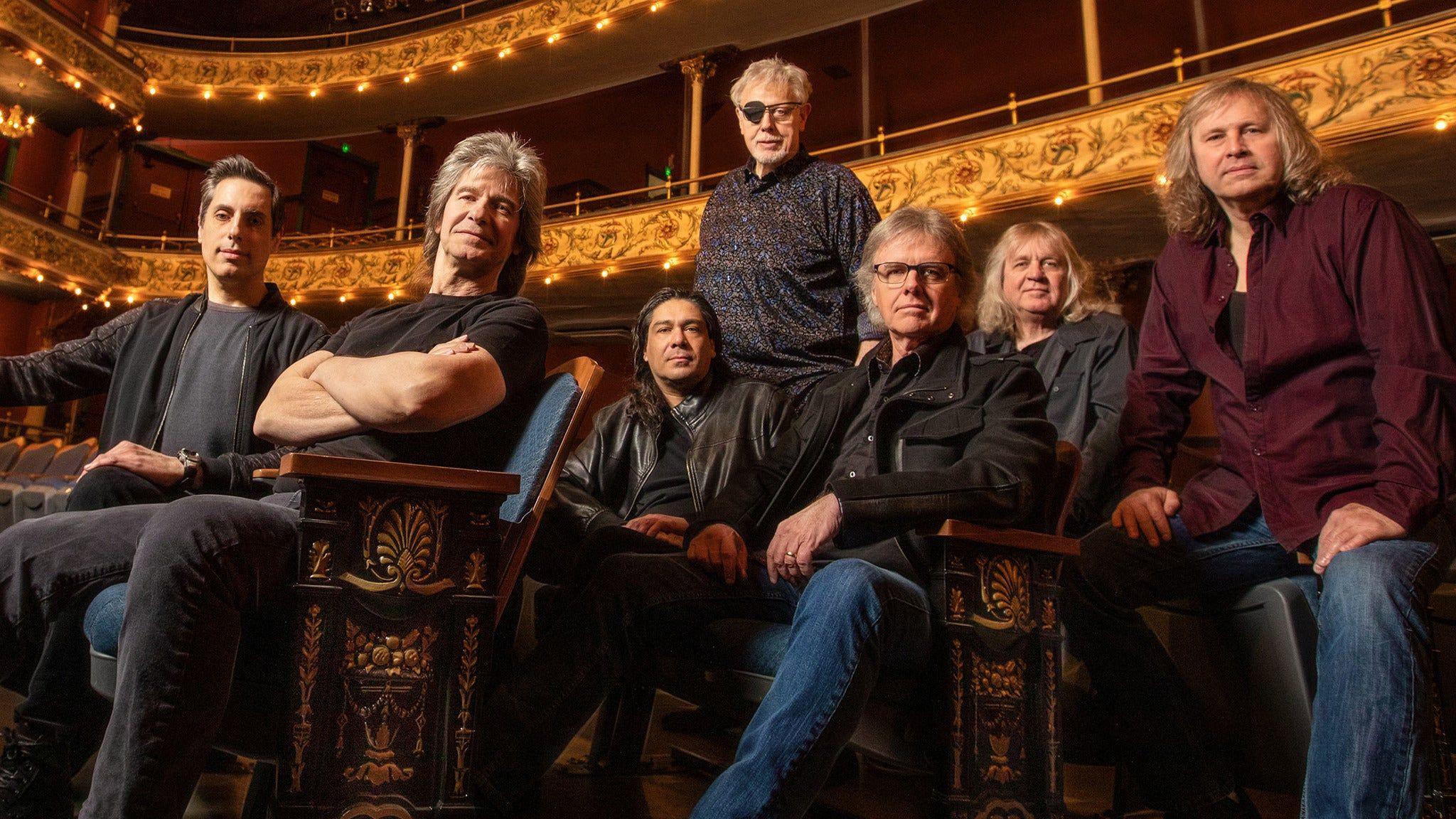 Kansas - Point Of Know Return Anniversary tour 2022