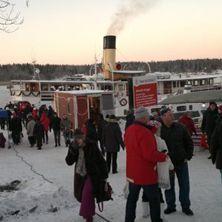 Julkryssning till Blidö - från Stockholm