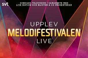 Melodifestivalen 2019 genrep matiné - VIP
