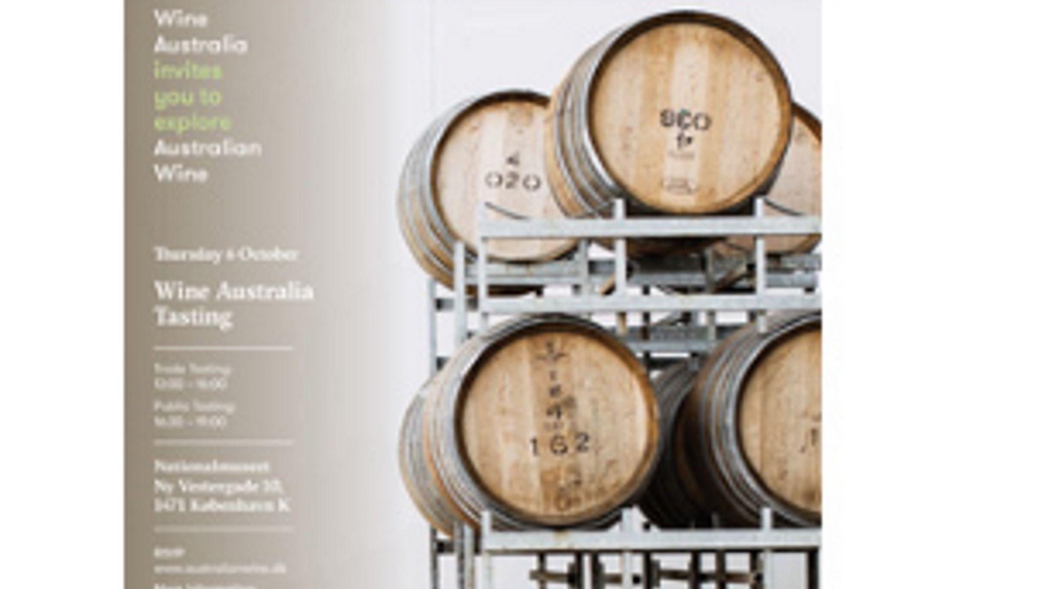 Australia Wine Day Stockholm