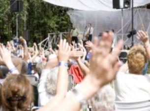 Malungsfors Visfestival - Lördagsbiljett