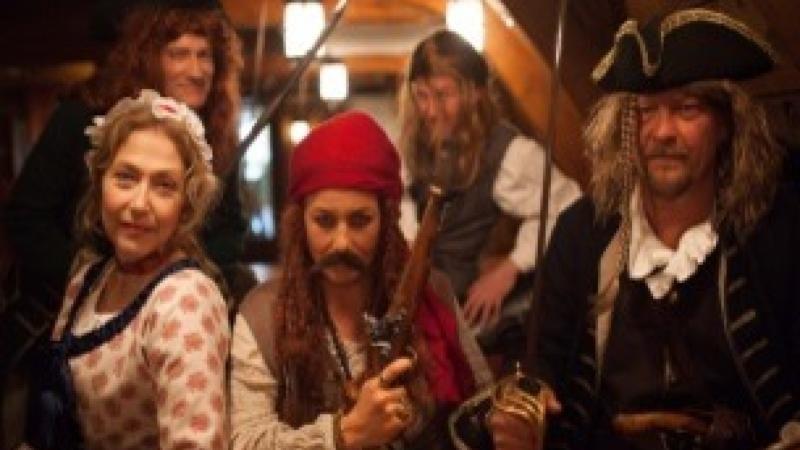 Pirates of Södra skärgården - Kungligt brev