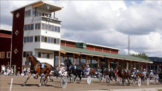 Arena Dannero 20 juli Kvällstrav