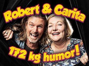 ROBERT SAMUELSSON & CARITA JONSSON - 172kg humor