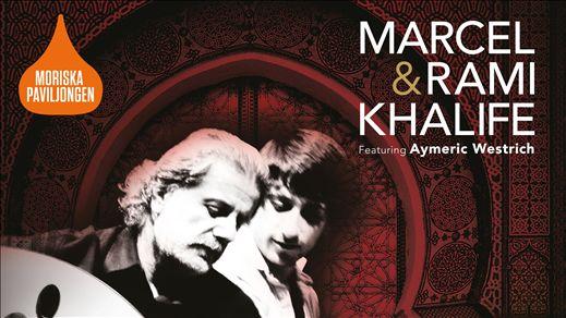 Marcel Khalife (LB) Live / Moriska Paviljongen