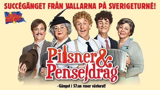Pilsner & Penseldrag - Karlskrona