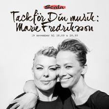 Tack för Din musik: Marie Fredriksson