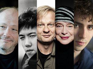 HELSINGBORG PIANOFESTIVAL 2019: FÖREDRAG MED PAUL ROBERTS