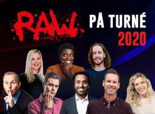 RAW på turné VÄSTERÅS