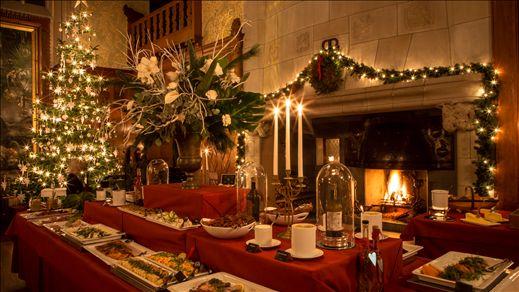 Julupplevelse på slottet 18:30