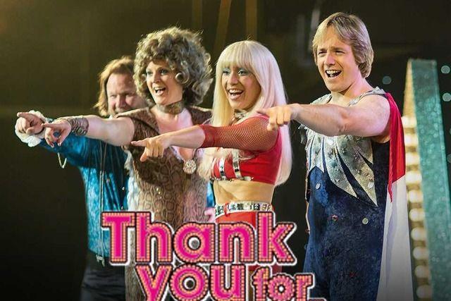 THANK YOU FOR THE MUSIC - en hyllning till Björn & Benny