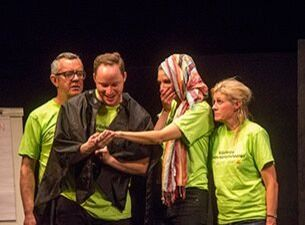 Improvisationsteater - Teatersport