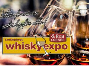 Linköping Whiskyexpo – En whiskymässa med inslag av rom!