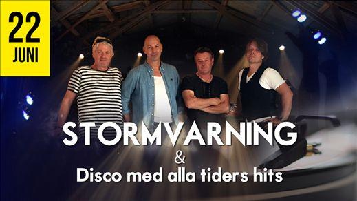 Midsommardagen 2019 Stormvarning Före 22.00
