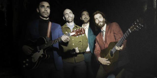 Folkpop-bandet Lord Huron kommer till Sverige