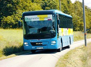 Hemesterbussen Kungsbacka