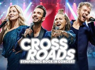 Crossroads - Symphonic Rock In Concert, Platinumbiljetter
