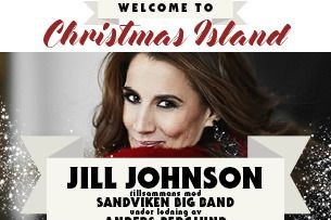 Jill Johnson – Welcome to Christmas Island