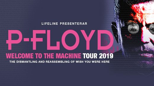 P-Floyd - Welcome to the Machine Tour