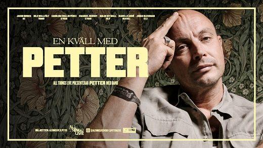 Petter - En kväll med Petter