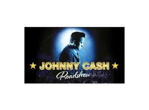 JOHNNY CASH ROADSHOW - THE MAN IN BLACK TOUR 2020
