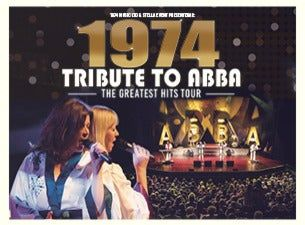 The 1974 Tribute to ABBA - The Greatest Hits Tour
