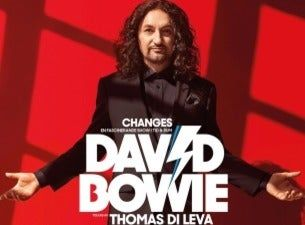 Changes - Thomas Di Leva tolkar David Bowie -Flyttas