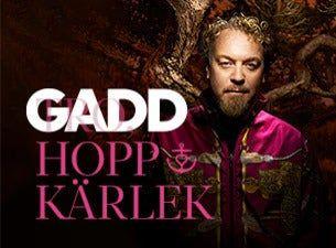 ERIC GADD | GADD, HOPP OCH KÄRLEK