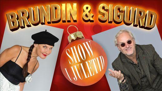 Show i Juletid, Anna-Lena Brundin & Jan Sigurd