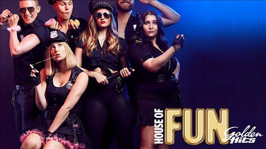 Golden Hits - House Of Fun - JUL