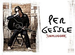Per Gessle Unplugged