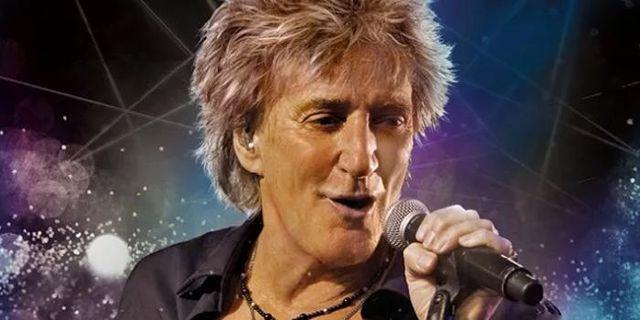 Rod Stewart till Göteborg