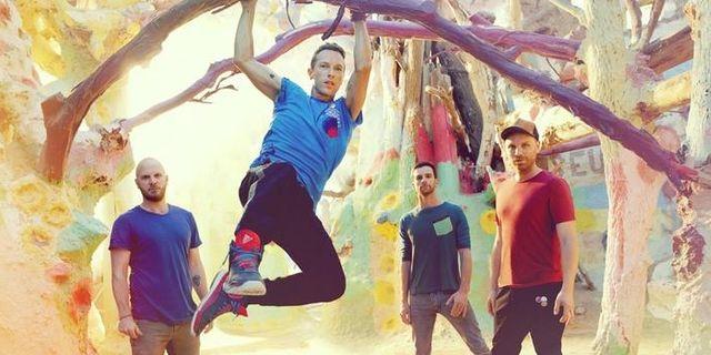 Coldplay ger en andra konsert på Ullevi