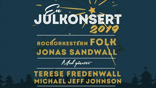En Julkonsert 2019 / FOLK & Sandwall + gäster