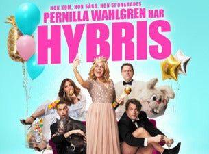 Pernilla Wahlgren har Hybris