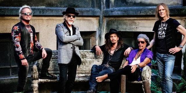 Aerosmith till Sverige