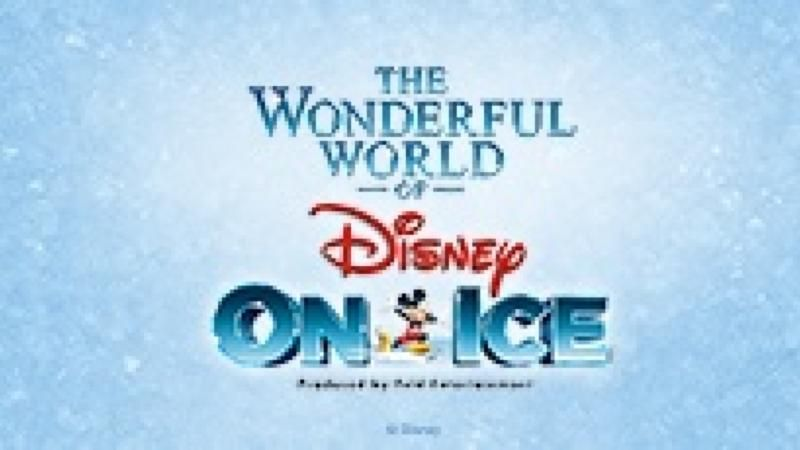 Disney On Ice 2019 - The Wonderful World of Disney On Ice!