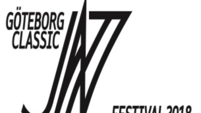 Göteborg Classic Jazz Festival 2018 (Dagsbiljett Söndag)