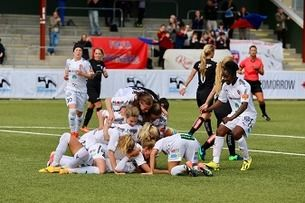 FC Roseng�rd -Kungsbacka DFF