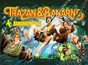 Familjemusikalen Trazan & Banarne – Banankontakt